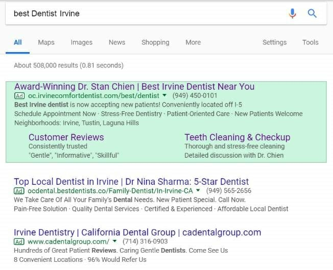 YoYoFuMedia Dental Marketing-Google Search Engine Marketing