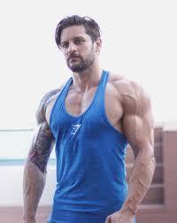 Gymshark Athlete: Lex Griffin