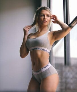 Gymshark Athlete: Nikki Blackketter