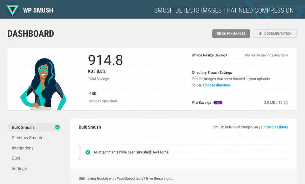 Smush Best Free WordPress Plugins for Blogs