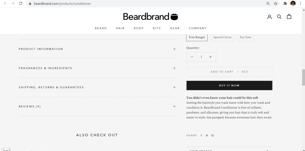 beardbrand faq
