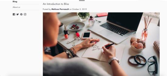 Shopify Blog