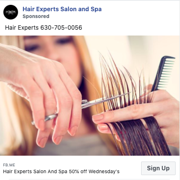 Image Ad for Facebook ads