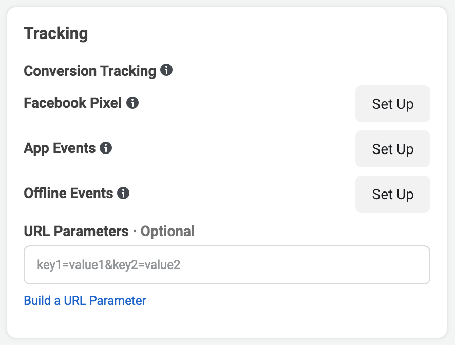 Tracking Conversions For Facebook Ads