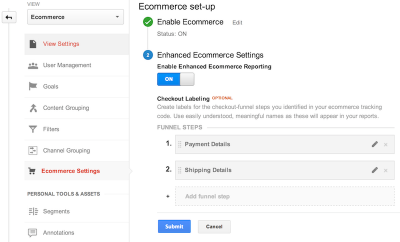 enhanced-ecommerce-settings-checkout