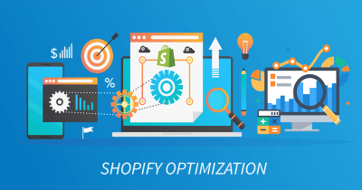 optimize shopify page