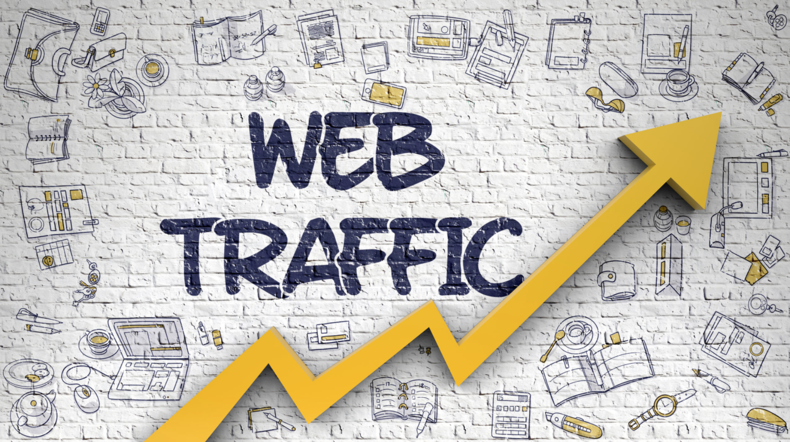 Increasing Web Traffic using SEO