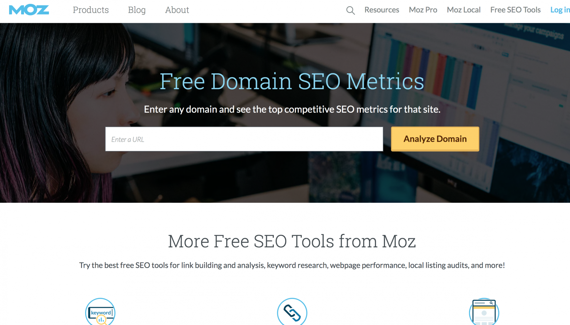 Moz SEO Tool Good for Private Practices