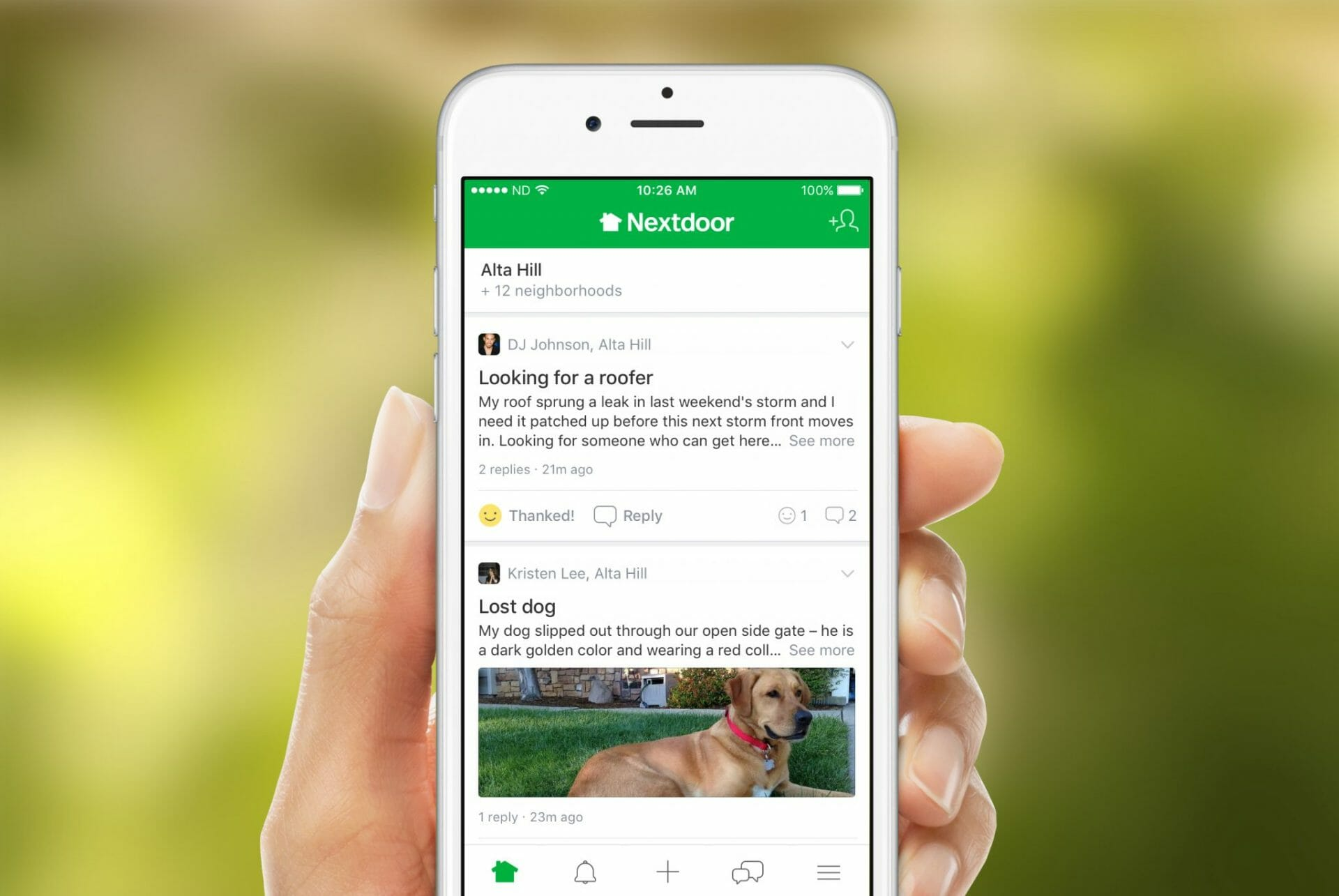 How to Use Nextdoor for Business