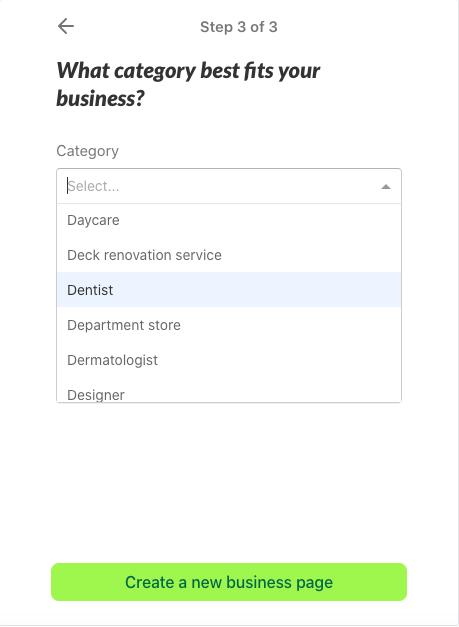Dentist Category Nextdoor