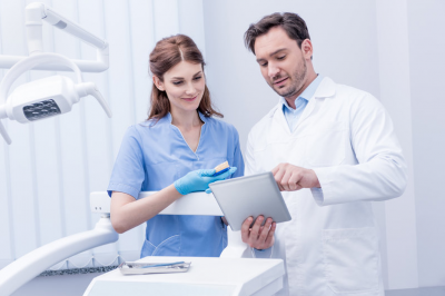Dentist and Nurse