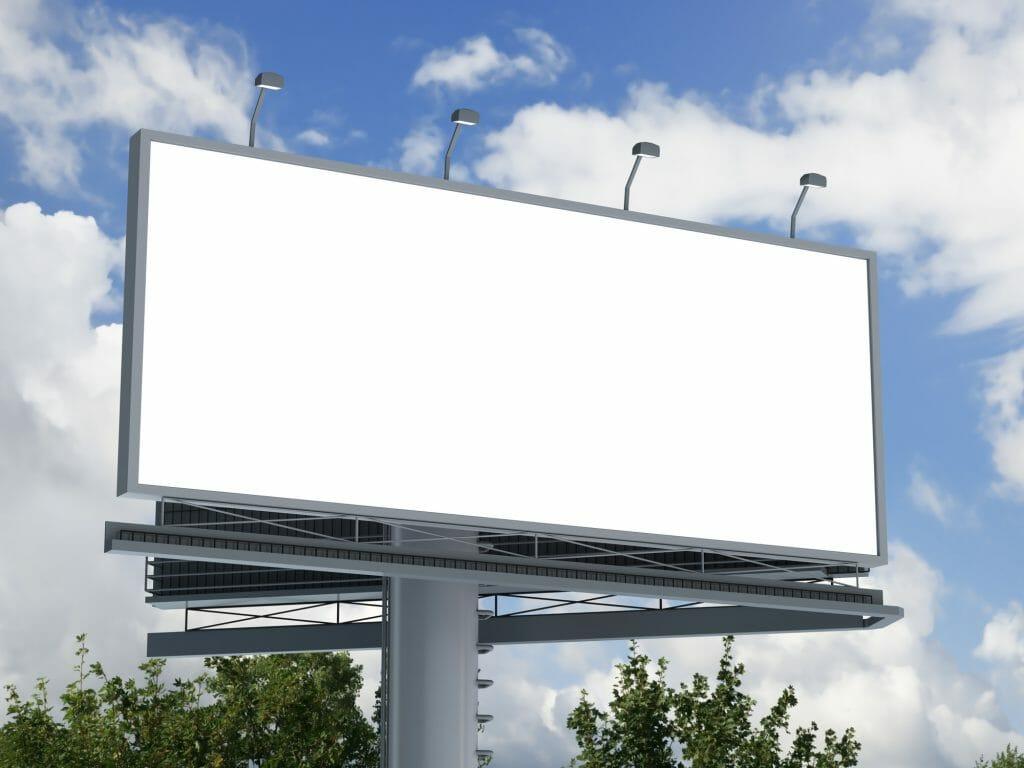 Dentist Billboard