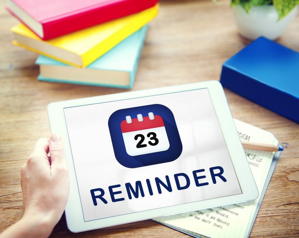 Dental Appointment Reminders