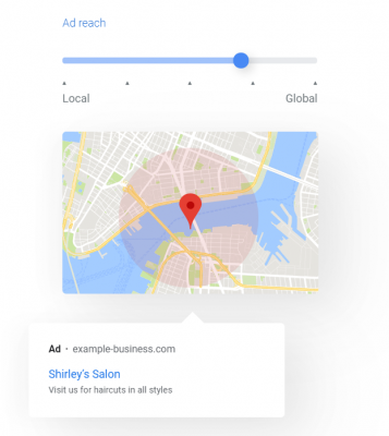 Google Geography Targeting