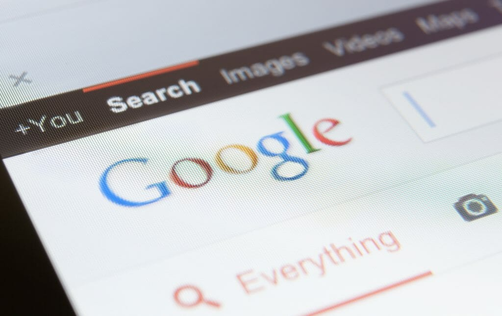 Privately Search Google