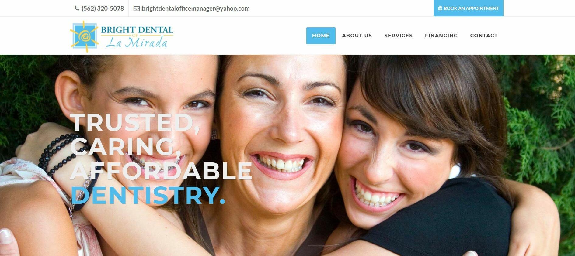 marketing plan for dentist value proposition
