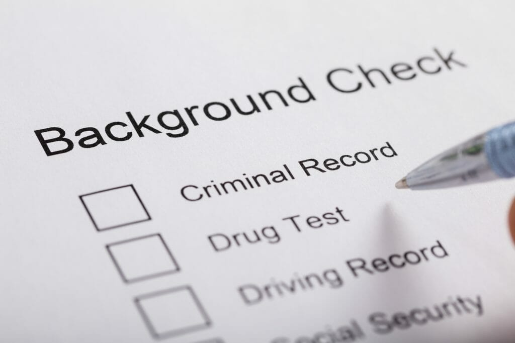 Background Check for Employees