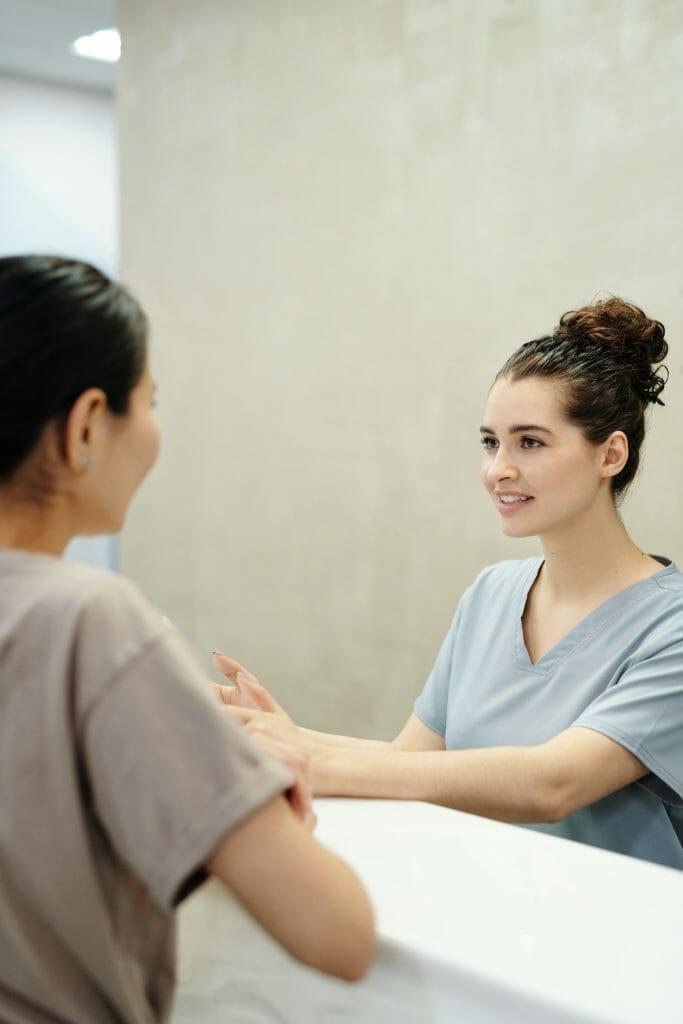 Happy Patient