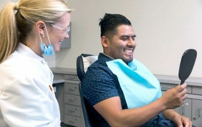 How do you attract new dental patients?