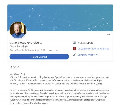 Linked In Social Media Marketing for Psychologists